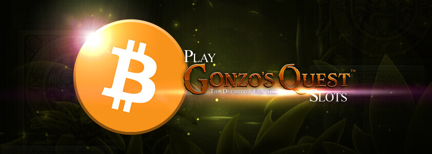 Gonzo's Quest Play with Bitcoin
