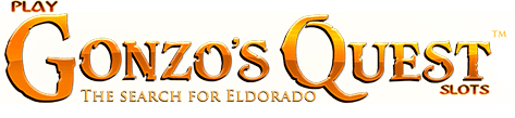 Gonzo's Quest Slots Logo