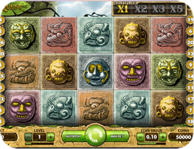 Gonzo's Quest Slots Screenshot