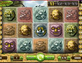 Gonzo's Quest Slots Screenshot