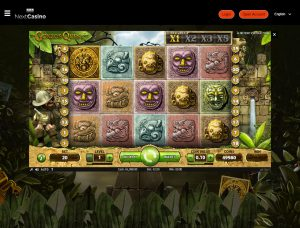 NextCasino Screenshot #1